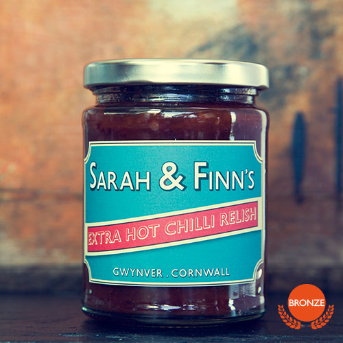 Extra Hot Chilli Relish