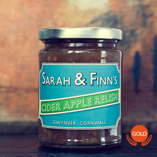 Cider Apple Relish